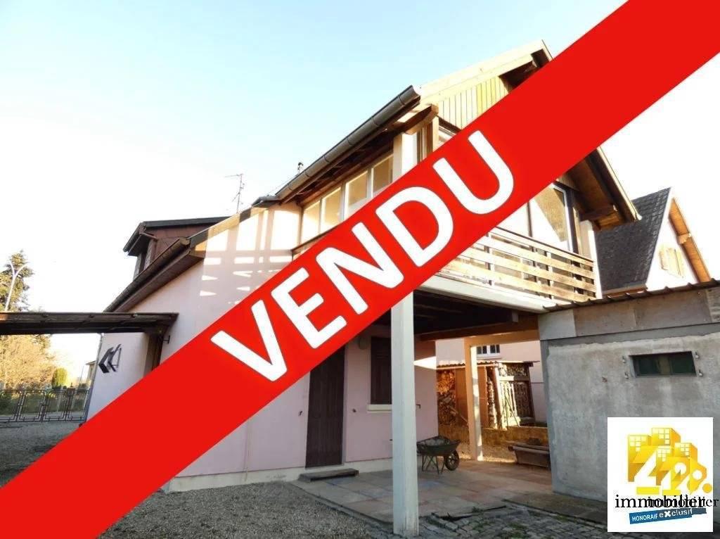 Maison Issenheim 5 pièces 108 m2