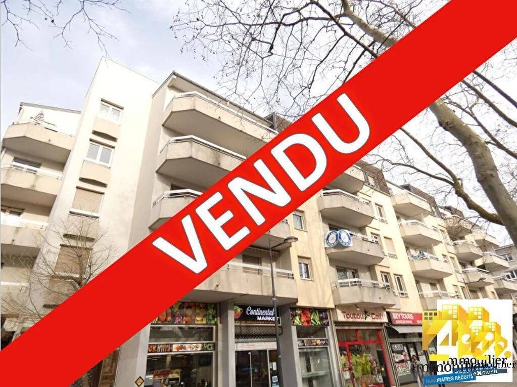 Appartement Mulhouse 4 pièce(s) 79.19 m2