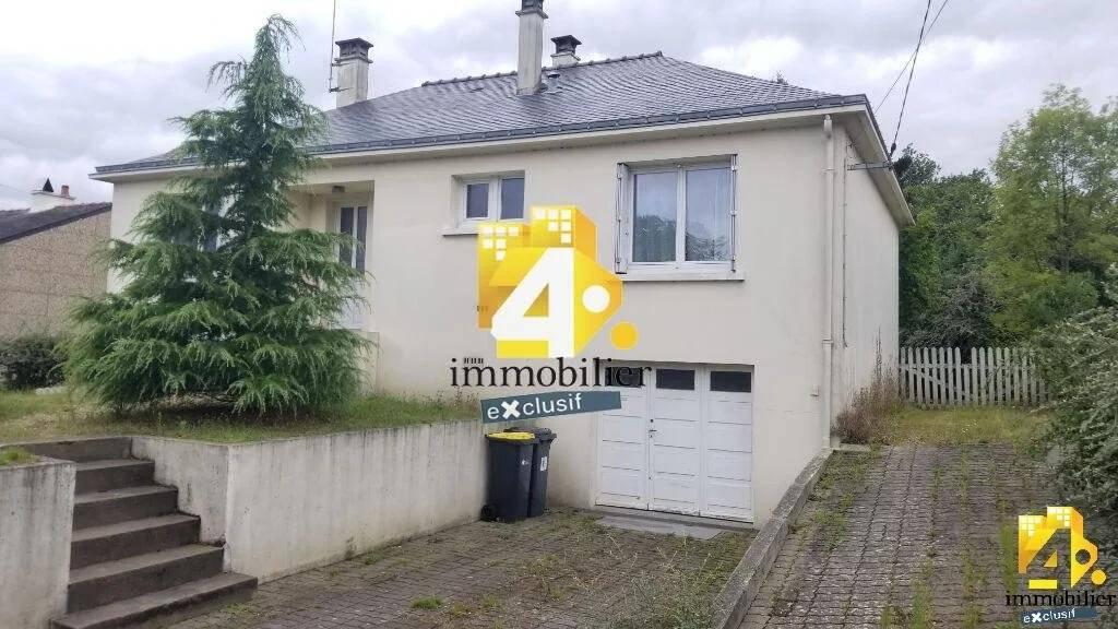 Maison Pontchateau 6 pièces 110 m2 avec accès au Brivet