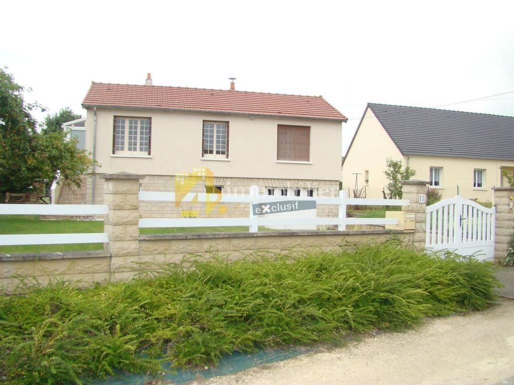 Maison de centre ville à Cloyes Les Trois Rivières