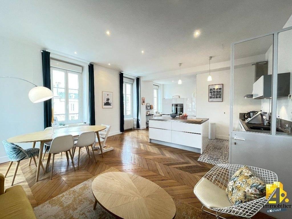 Appartement Orléans 5 pièces 102.44 m²