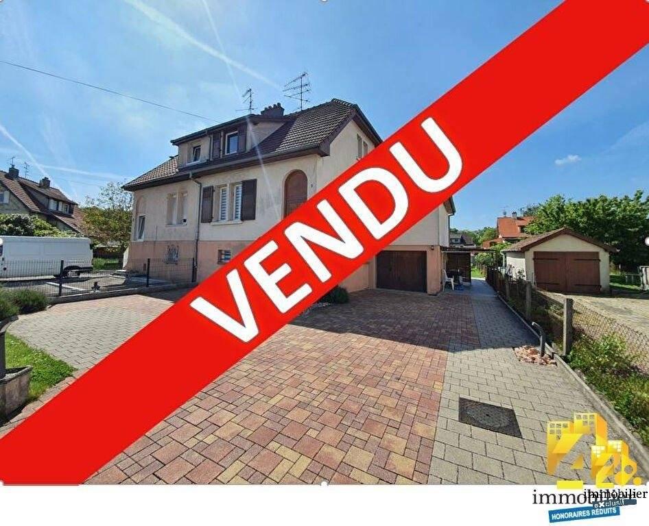 Maison Wittelsheim 5 pièce(s) 116 m2