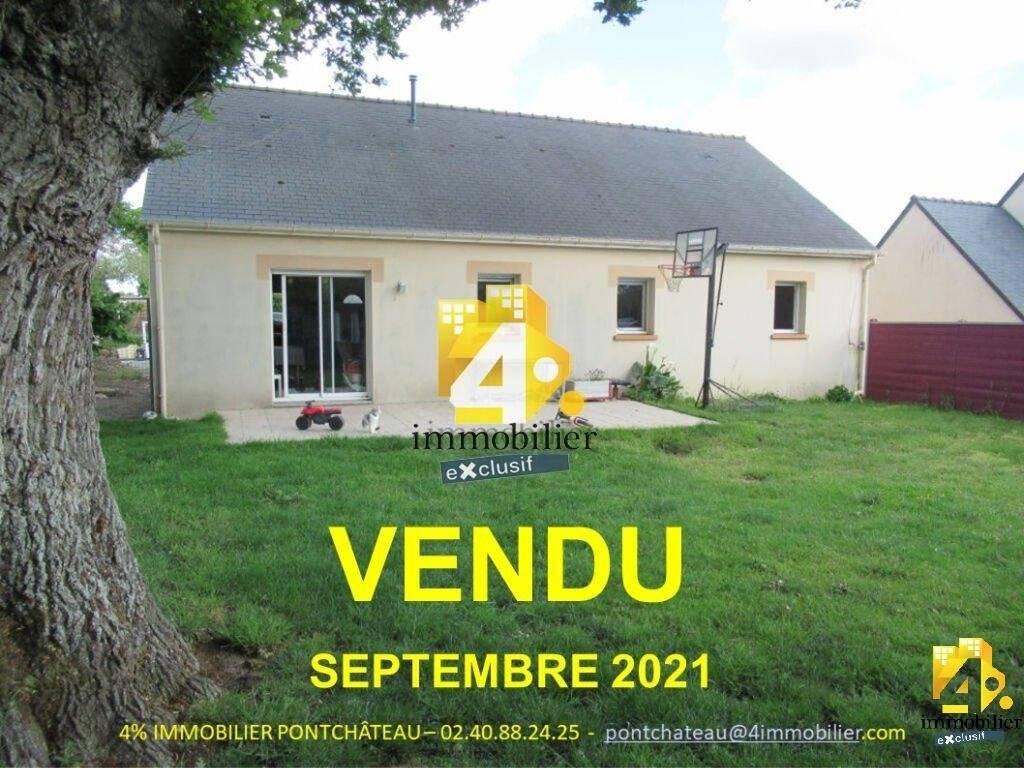 Maison Pontchateau 5 pièces 110 m2