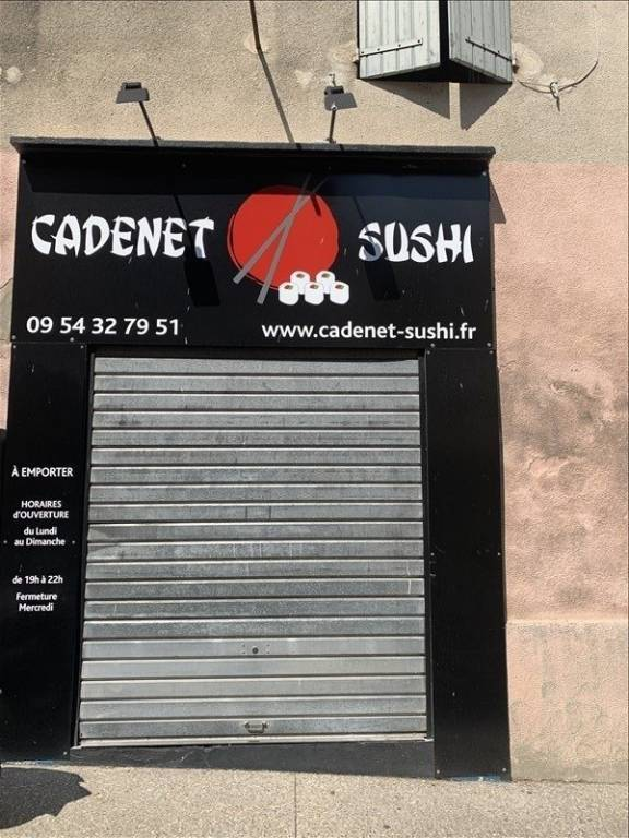 Location Local commercial Cadenet