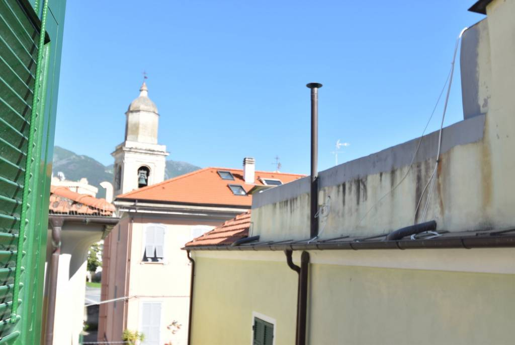 Bilocale centro storico ultimo piano