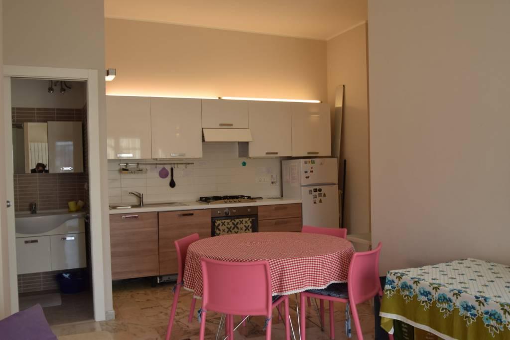 Appartamento con magnifica terrazza