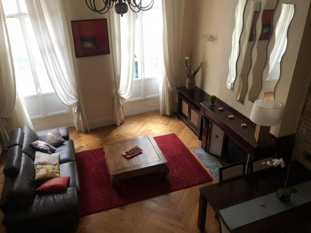 Capitole Appartement meublé 3 pièces 90m²
