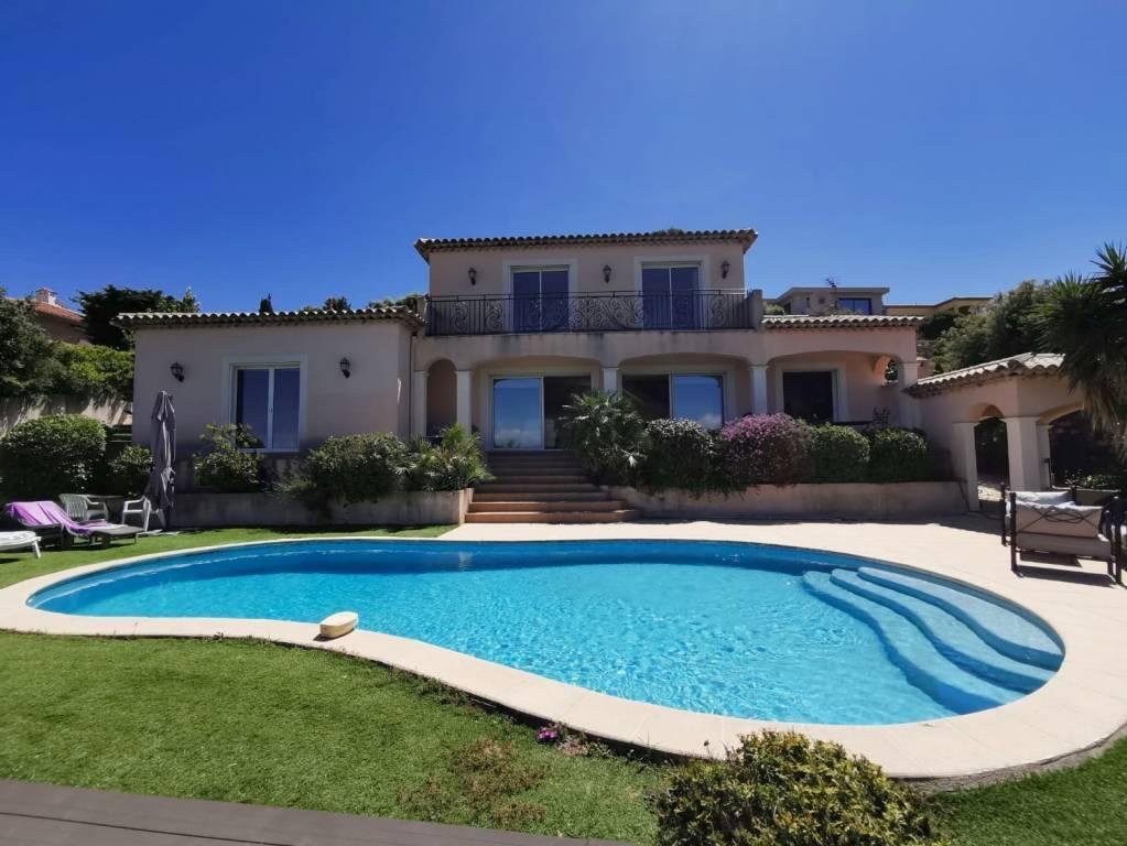 Superbe villa provençale moderne