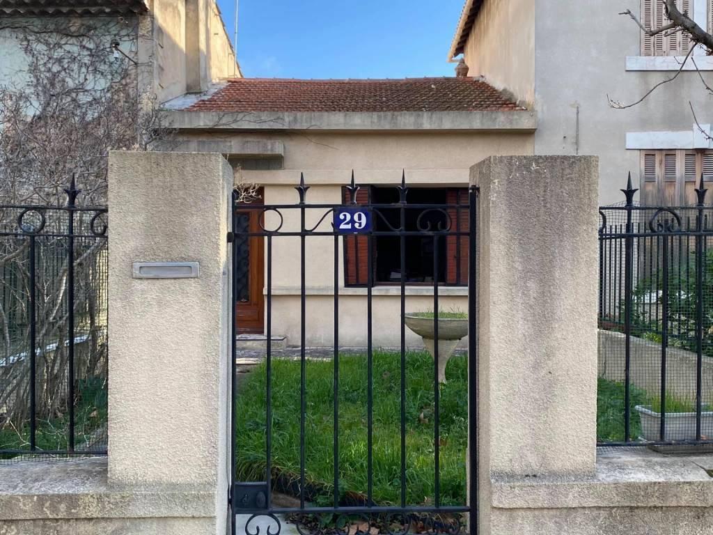 MIRAMAS maison de 85 M2 avec jardin