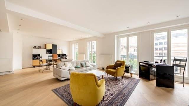 75116/M° Rue de la Pompe: superbe appartement familial