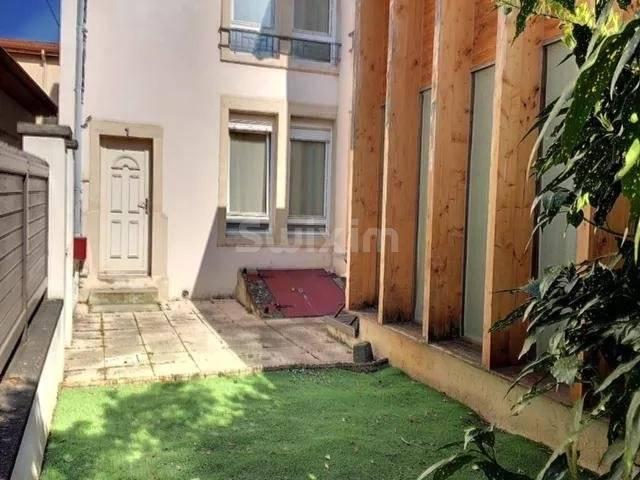 Maison 4 Pièces avec terrasse
