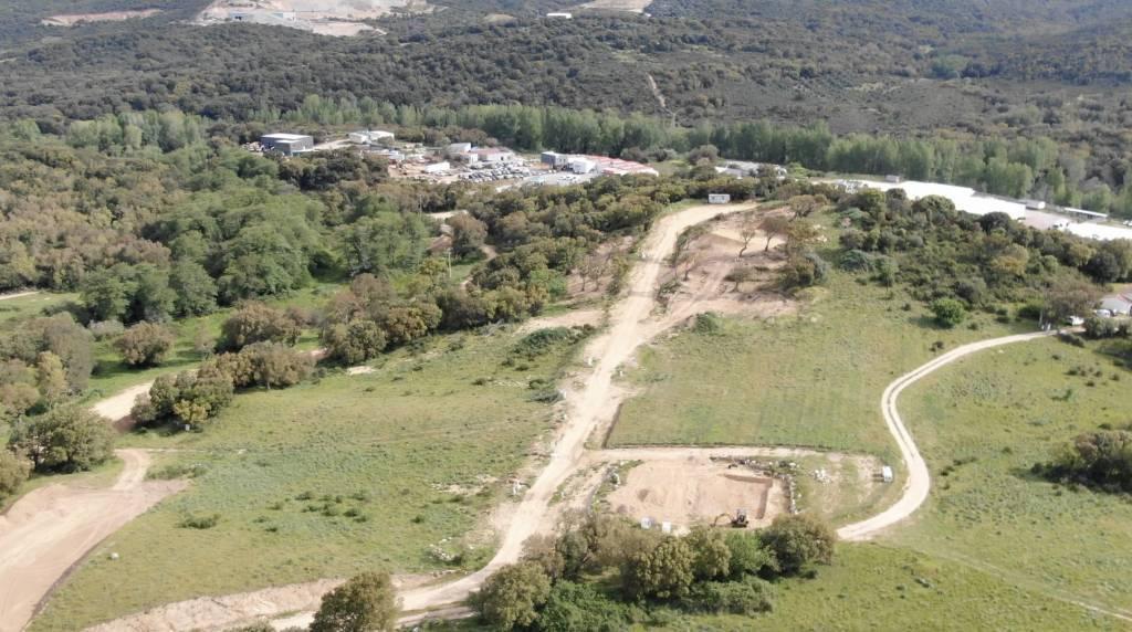 Development Building land Sartène